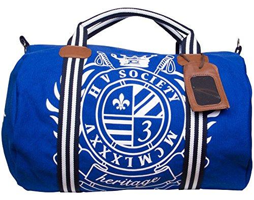 Hv Polo Society Sport Tasche Sporttasche Favouritas Apple Navy Raf Blue Rouge Royal Blue Soft Blue (Royal Blue)