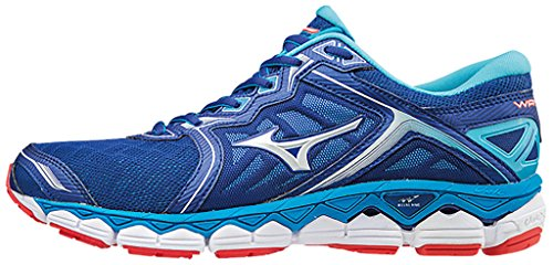 new arrival 38e61 75ab7 Mizuno Wave Prophecy 7 Wos, Chaussures de Running Femme J1GD1800