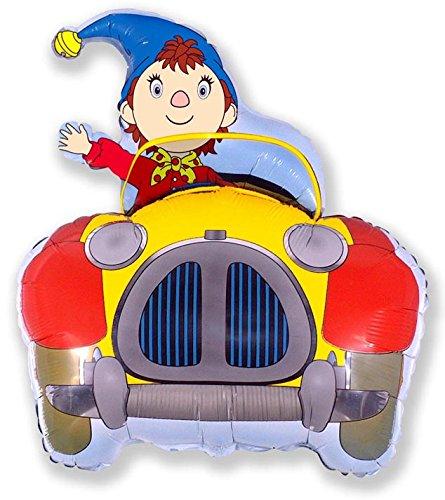 """Oui-Oui & voiture en forme de ballon 26 """"feuille ballon"""