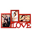 DEEP Love Collage 3 in one photo frame R...