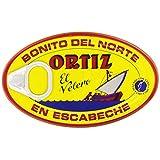 Ortiz El Velero Bonito del Norte en Escabeche - 112 gr