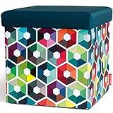 Remember Sitting Box Sgabello Contenitore HEXAGON