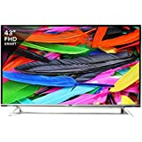 BPL 109 cm (43 inches) Stellar BPL109E36SFC Full HD LED Smart TV (Black)