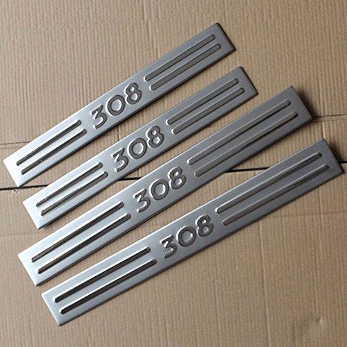 4-x-seuils-chrome-protection-sous-porte-acier-car-sport-voiture-peugeot-308