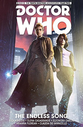 Doctor Who: The Tenth Doctor Volume 4 - The Endless Song by Nick Abadzis (2016-05-24)