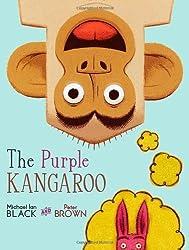 The Purple Kangaroo by Michael Ian Black (2009-12-29)