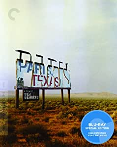 Criterion Collection: Paris Texas  [1984] [US Import] **REGION A** [Blu-ray]