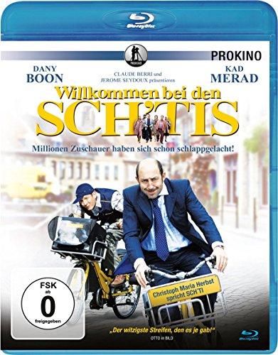 Bild von Willkommen bei den Sch'tis [Blu-ray]