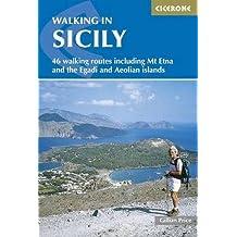 Walking in Sicily.