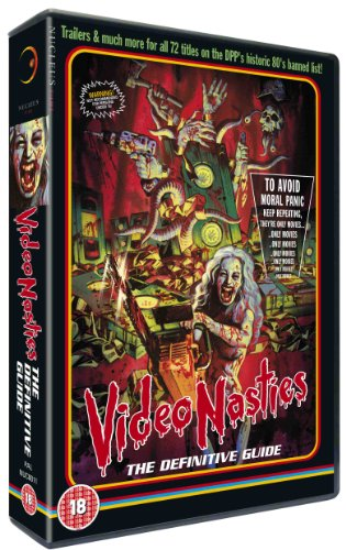 Video Nasties: The Definitive Gu...