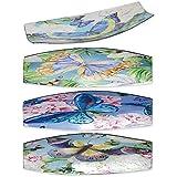 Sigris - Plato x4 Colores Cristal 44 cm