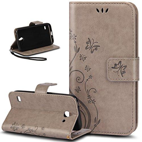 huawei-ascend-y550-casehuawei-y550-caseikasus-embossing-butterfly-flower-flip-pu-leather-fold-wallet