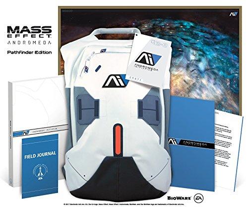 Mass Effect: Andromeda por Tim Bogenn