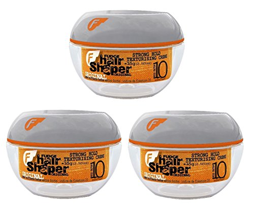 3er Hair Shaper Strong Hold Fudge Professional Styling Paste 75 g -
