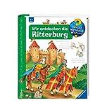 Ravensburger Kinder Sachbuch Wieso? Weshalb? Warum? - Wir entdecken die Ritterburg