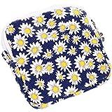 Voberry Cute Sanitary Pad Napkin Bags Towel Organizer Holder Case Yellow