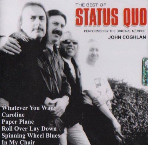 John Coghlan: The Best of Status Quo (Audio CD)