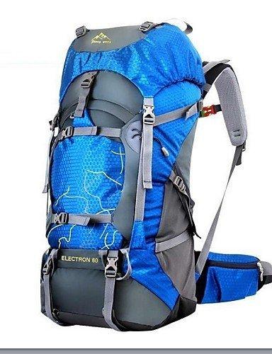 GXS Wasserdicht Bergsteigen Tasche Outdoor Rucksack rot - rot