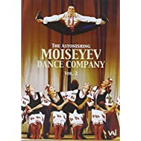 The Astonishing Moiseyev Dance Company Vol.2