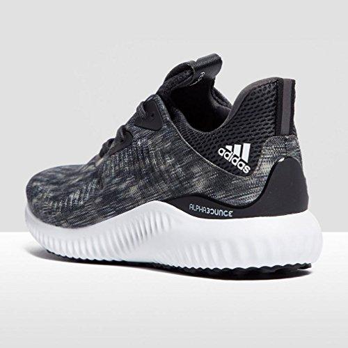 adidas Alphabounce SD, Chaussures de Running Compétition Homme Noir (Core Black/ftwr White/carbon S18 Core Black/ftwr White/carbon S18)