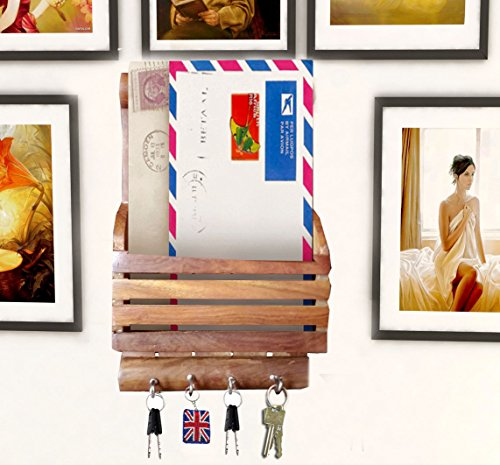 Lettera di legno cum portachiavi, striscia Holder Progettazione, supporto Lettera, chiave gancio, Thanks Giving & regalo di Natale