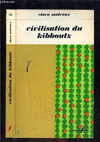 Civilisation du kibboutz