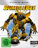 Locandina Bumblebee - 4K Ultra HD - Limited Steelbook