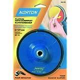 Norton Plateau Norgrip pour Disque meuleuse technique Diamètre 127 mm