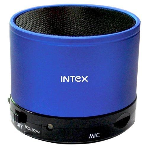 Intex IT-11S BT Bluetooth Speaker - Blue