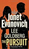 Front cover for the book The Pursuit: A Fox and O'Hare Novel by Janet Evanovich