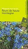 Image de FLEURS DE HAUTE MONTAGNE