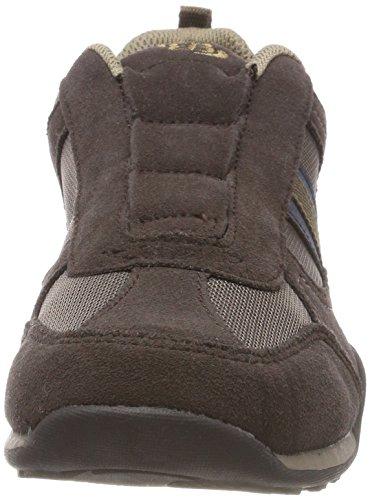 Bruetting Unisex Adulti Pantofola Alessio Marrone (marrone / Blu Scuro)