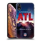 Officiel NFL Stade De Mercedes-Benz Atlanta 2019 Super Bowl LIII Étui Coque en Gel...