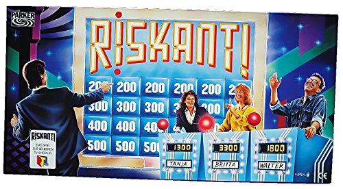 Riskant! – Das Spiel zur beliebten RTL TV-Show von Parker