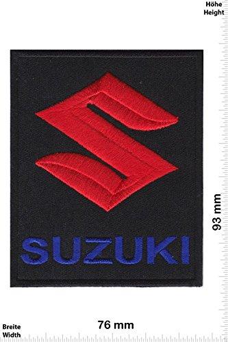 patches-suzuki-big-black-red-motorbike-motorsport-motorcycles-biker-iron-on-patch-applique-embroider