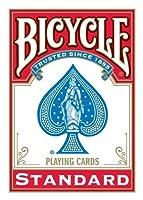 BICYCLE Poker - Dorso Rojo de USPCC