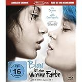 Blau ist eine warme Farbe - La vie d'Adèle (Kapitel 1 & 2) [Blu-ray]