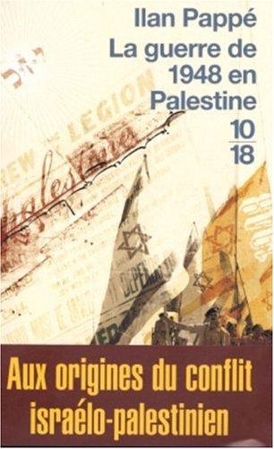 GUERRE DE 1948 EN PALESTINE