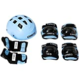 Cosco Protective Kit, Junior (Blue)