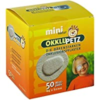 OKKLUPETZ Mini natur 50 St Pflaster preisvergleich bei billige-tabletten.eu