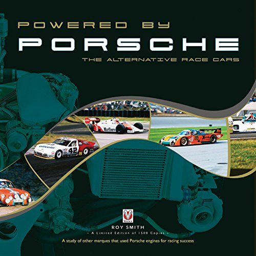 Powered by Porsche - The Alternative Race Cars -