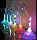 Bicchiere da cocktail luminoso