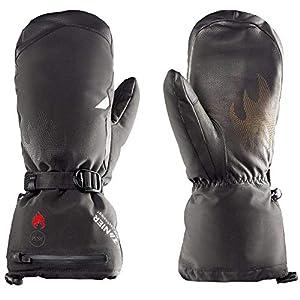 Zanier Hot.STX Beheizbare Handschuhe 6,5 schwarz
