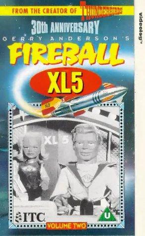 Preisvergleich Produktbild Fireball XL5 - Vol. 2 [VHS] [UK Import]