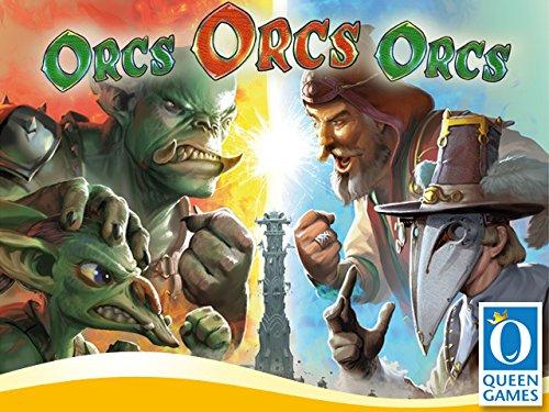 Queen Games Orks Orks Orks Board Game