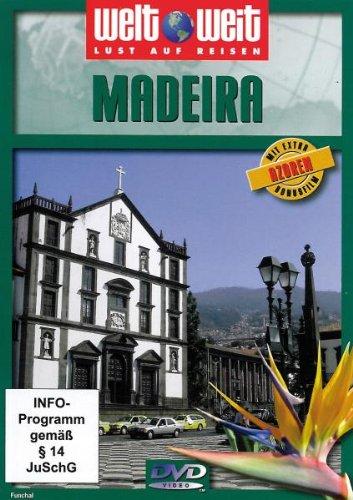 Madeira - welt weit (Bonus: Azoren)
