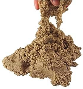 Unbekannt WABA Fun 150301 - Kinetischer Sand, Bastelsand, 2,5 kg