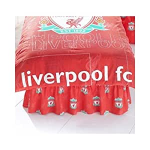 Liverpool drap housse pour grand lit 2 places coton produit neuf vendu dans son emballage original
