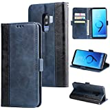 Meroollc Samsung Galaxy S9 Plus Case, Samsung Galaxy S9 Plus Wallet Case,Hear, Premium Slim Leather Wallet Back Case With Credit Card ID Holder Protective Cover For Samsung Galaxy S9 Plus