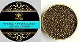250 gr. 'superior' Agua dulce Caviar Beluga.Entrega gratuita de 1 a 3 días.
